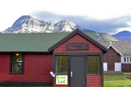 Waterton Community Hall